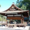 h平野神社5:拝殿