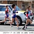 J女子駅伝2011:2第1区走者小島