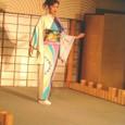 N西陣織会館14:着物ショー10