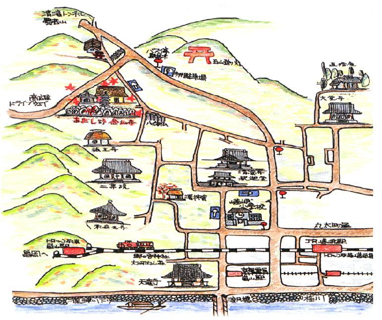 a化野念仏寺3