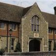 イギリス1:4 ロンドン大学ワイカレッジの正門