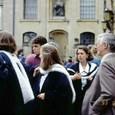 イギリス1:18 英国ケンブリッジ大学での卒業式