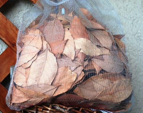 gekゲッケイジュ3の乾燥した葉:ベイリーフ(ローリエ)