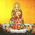 大阪・玉造教会11:「栄光の聖母マリア」