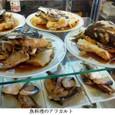 t徳島・びんび屋1:魚料理のアラカルト