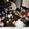 k香川6ドジョウうどん:意外とドジョウって美味しいねとお代わりする人も