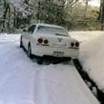 Y雪の京都3:雪の丹波でトラブル