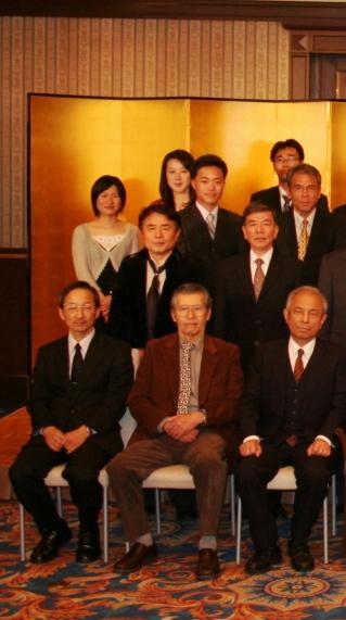 京都府立大学・退官祝賀会2, The Party of  Happy  Retirement  from K.P. Univ