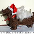 kクリスマスを祝福するちっちゃな聖歌隊と陽気な聖職者など11